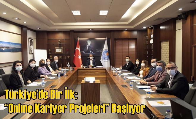 """Türkiye'de Bir İlk: """"Onlıne Kariyer Projeleri"""" Başlıyor"""
