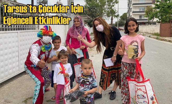 Tarsus'ta Çocuklar İçin Eğlenceli Etkinlikler
