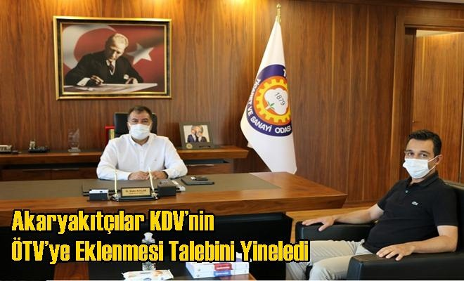 Akaryakıtçılar KDV'nin ÖTV'ye Eklenmesi Talebini Yineledi