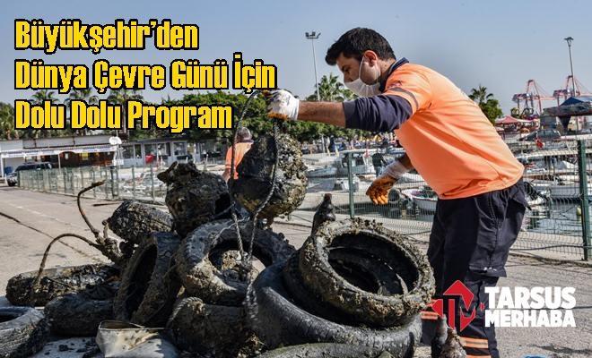 Büyükşehir'den Dünya Çevre Günü İçin Dolu Dolu Program