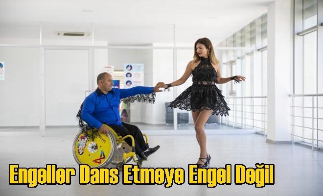 Engeller Dans Etmeye Engel Değil