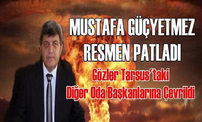 Mustafa Güçyetmez'den Zehir Zemberek Açıklama