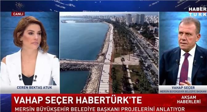 Başkan Seçer, Metro Projesini Değerlendirdi