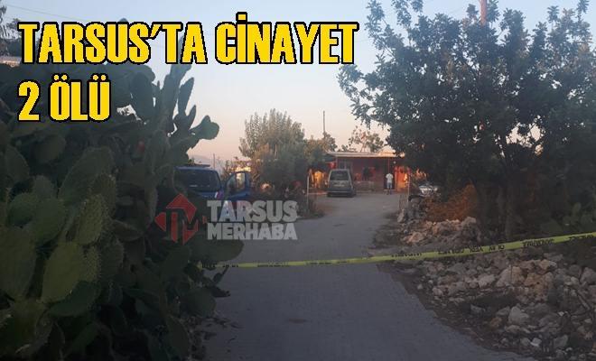 Tarsus'ta Arazi Anlaşmazlığında Cinayet!