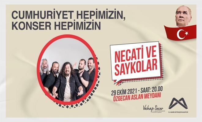Büyükşehir'den Cumhuriyet Konserlerine Davet
