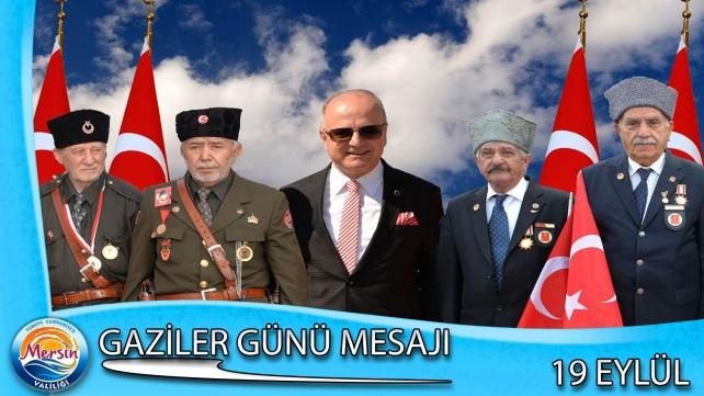 Vali Çakacak'tan Gaziler Günü Mesajı