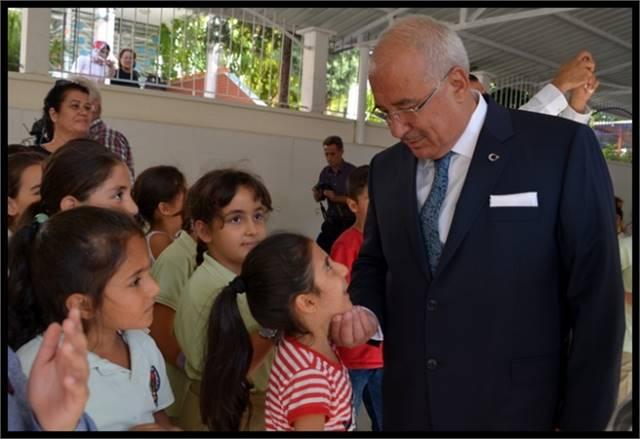Başkan Kocamaz Gençlere Seslendi