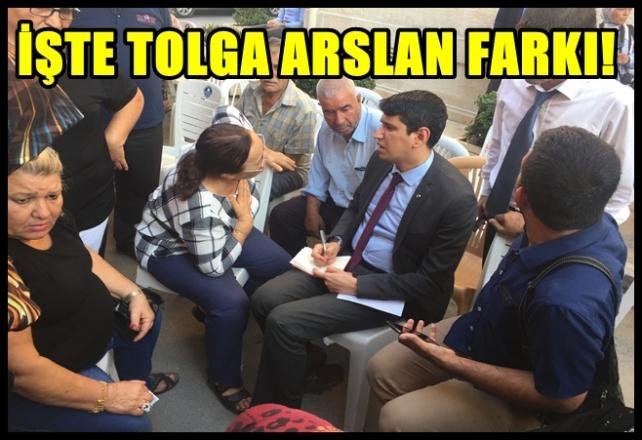 TOLGA ARSLAN FARKI